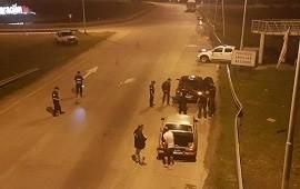 28/11/2019: Sobre autovía Artigas, dos concordienses fueron interceptados con cocaína y elementos sospechosos