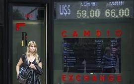 05/11/2019: El dólar oficial se mantuvo estable y bajó el