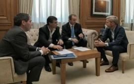 """06/11/2019: """"El Gobierno nacional amplió la asistencia financiera para realizar obras en Entre Ríos"""""""