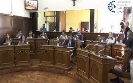 14/11/2019: El Golpe de Estado en Bolivia dividió a los concejales de Cambiemos