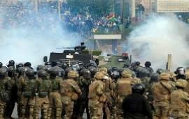 15/11/2019: Violentos enfrentamientos en Cochabamba entre cocaleros y la policía: reportan 5 muertos