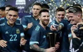 15/11/2019: Argentina fue más que Brasil y se impuso en un amistoso con gol de Messi