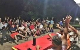 """19/11/2019: ¿Por qué los guardavidas de Concordia se declararon en """"estado de Asamblea y Movilización Permanente""""?"""