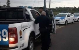 """22/11/2019: Se enfrentaron a balazos debajo del puente Alvear y la Policía descubrió un """"aguantadero"""""""