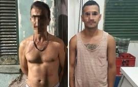 22/11/2019: Vicente López: detuvieron a la peligrosa narcobanda de Pepino y El Oso Peluche