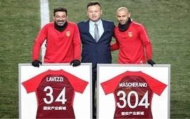 27/11/2019: Ezequiel Lavezzi, a un paso de retirarse: