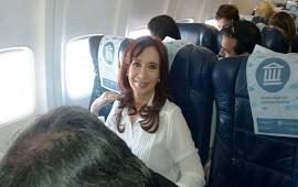 28/11/2019: Confirman el procesamiento a Cristina Kirchner por trasladar muebles en aviones presidenciales