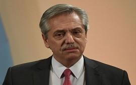 29/11/2019: Alberto Fernández pidió la liberación de los funcionarios K detenidos