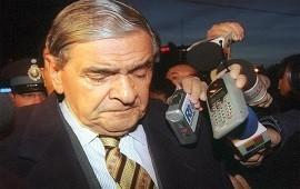29/11/2019: Murió Julio Nazareno, ex presidente de la Corte Suprema