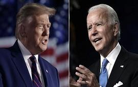 02/11/2020: Trump busca la reelección ante un Biden favorito en las encuestas