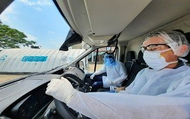 07/11/2020: Concordia arranca el fin de semana con 42 nuevos casos de Coronavirus