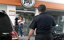 10/11/2020: Florencio Varela: detuvieron a un joven que amenazó a su ex pareja con un machete