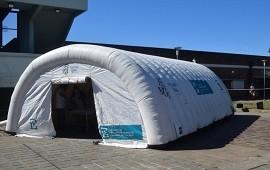 11/11/2020: Concordia registra más del 75% de las camas destinas a pacientes con Covid ocupadas