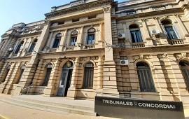 25/11/2020: Comienza este jueves el primer juicio por jurados en Concordia