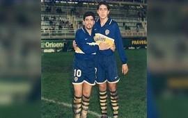 25/11/2020: Riquelme llamó a la familia de Maradona, puso la Bombonera a disposición y lo despidió con un emotivo homenaje
