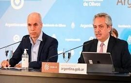 22/11/2020: Más del 50% de los argentinos desaprueba la gestión de Alberto Fernández y crece la imagen positiva de Horacio Rodríguez Larreta