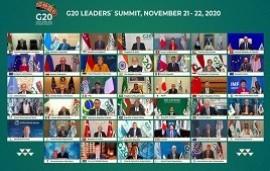 22/11/2020: Los líderes del G20 se comprometieron a financiar las vacunas contra el coronavirus para los países pobres