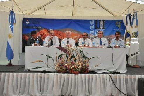 Entre Ríos participó de la LIII Asamblea anual ordinaria del Consejo Vial Federal realizada en Jujuy