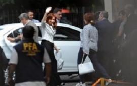 Cristina Kirchner declaró como testigo: