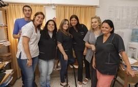 Destacan el rol del trabajador social en los equipos de salud
