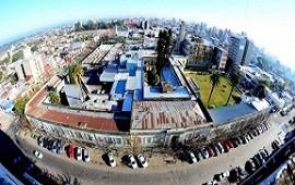 Los quirófanos del hospital San Martín de Paraná funcionan con normalidad