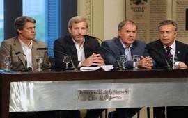 El Gobierno acordó el nuevo proyecto de Ganancias con los gobernadores
