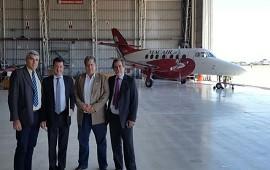 En abril volverían los vuelos entre Concordia y Buenos Aires