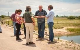 Coordinan trabajos de conservación vial para Gualeguaychú