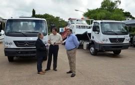 El Túnel Subfluvial incorporó dos nuevos camiones de auxilio mecánico