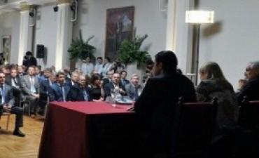 Por la Región Centro, Entre Ríos participó de un encuentro binacional argentino-chileno
