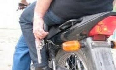 Motochorros balearon en el tórax a un chico de 14 años para robarle en José C. Paz