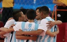 06/12/2017: Entrerrianos en la semifinal del torneo Sudamericano en Bolivia