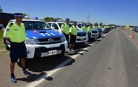 12/12/2017: La provincia lanza la temporada turística y despliega importante operativo de seguridad en rutas