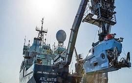 21/12/2017: Tres buques vuelven a la zona de búsqueda del ARA San Juan