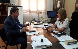 22/12/2017: La provincia avanza con obras y proyectos para 2018 en el departamento Paraná