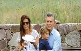 26/12/2017: Macri continúa de vacaciones en Villa La Angostura junto a su familia