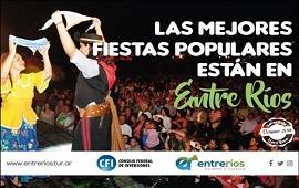 27/12/2017: Fuerte campaña de Entre Ríos promocionando sus productos en Buenos Aires y otras ciudades