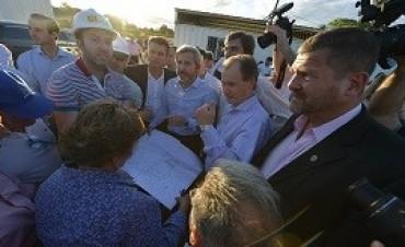 04/12/2017: Bordet dijo que se necesitan políticas públicas que trasciendan gestiones de gobierno