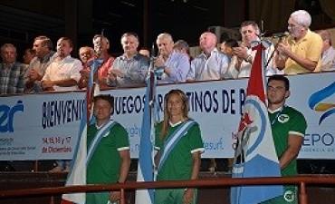 16/12/2017: Comenzaron los Juegos Argentinos de Playa en Concepción del Uruguay