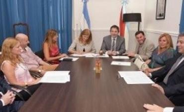 27/12/2017: Se creó un Consejo Asesor con Colegios Profesionales