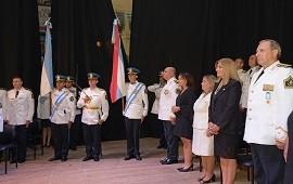01/12/2018: Egresaron 65 nuevos Oficiales ayudantes de la Policía de Entre Ríos