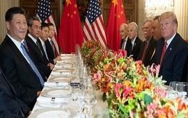 01/12/2018: Tras el G-20, el foco global se centra en la cumbre de Trump con Xi: están reunidos en el Palacio Duhau