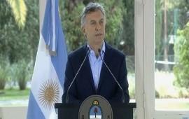 03/12/12/2018: Mauricio Macri reveló el verdadero motivo de por qué la Superfinal no se jugará en River