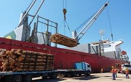 05/12/2018: La reactivación portuaria genera un fuerte impulso a la industrial forestal