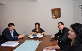 20/12/2018: Acuerdan fortalecer la atención primaria en Nogoyá durante 2019