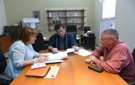 04/12/2018: Se construirán nuevas viviendas en San José de Feliciano financiadas por la provincia