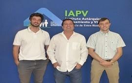 04/12/2018: Se ejecutarán con fondos provinciales nuevas viviendas en Cerrito