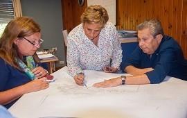 04/12/2018: Vialidad provincial planifica tareas mancomunadas con el Municipio de Concordia