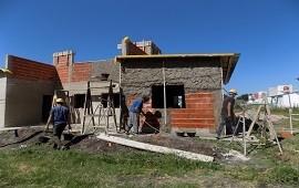 05/12/2018: Se construyen viviendas en Villa Clara financiadas por la provincia