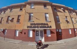 07/12/2018: Trabajadores del Hospital Heras se encuentran en estado de asamblea por falta de insumos